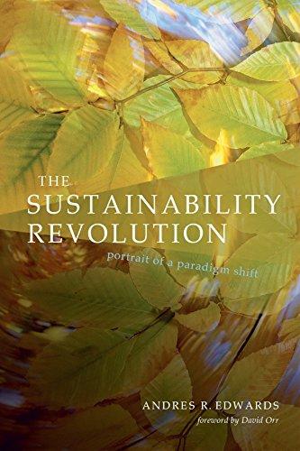 9780865715318: The Sustainability Revolution: Portrait of a Paradigm Shift