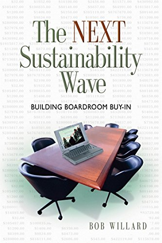 The Next Sustainability Wave: Building Boardroom Buy-in: Bob Willard