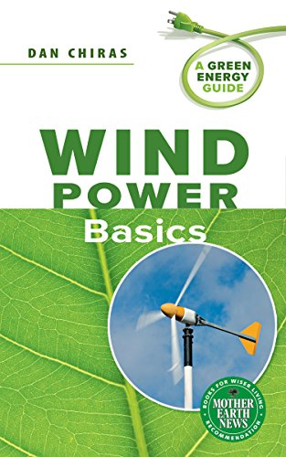 9780865716179: Wind Power Basics: A Green Energy Guide