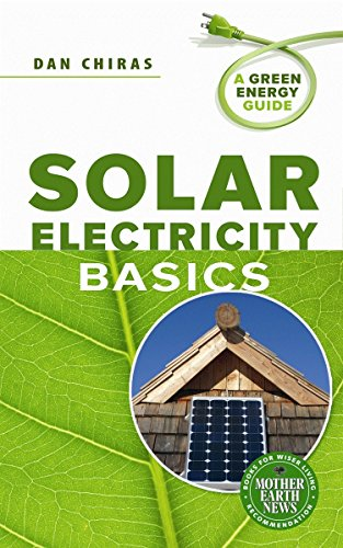9780865716186: Solar Electricity Basics: A Green Energy Guide