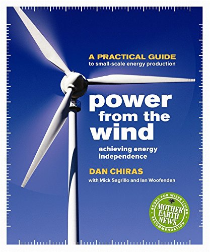 9780865716209: Power From the Wind: Achieving Energy Independence