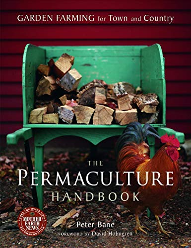 9780865716667: The Permaculture Handbook: Garden Farming for Town and Country