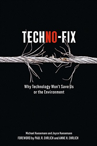 9780865717046: Techno-Fix: Why Technology Won't Save Us or the Environment
