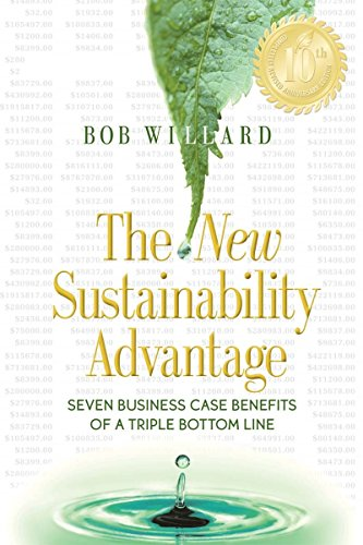 9780865717121: The New Sustainability Advantage: Seven Business Case Benefits of a Triple Bottom Line