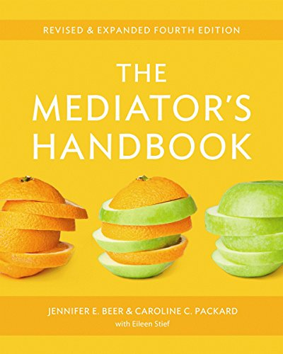 9780865717220: The Mediator's Handbook: Revised & Expanded fourth edition
