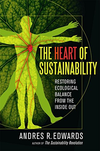 9780865717626: The Heart of Sustainability: Restoring Ecological Balance from the Inside Out