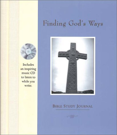 Finding God's Way: Bible Study Journal and CD: Compass Labs