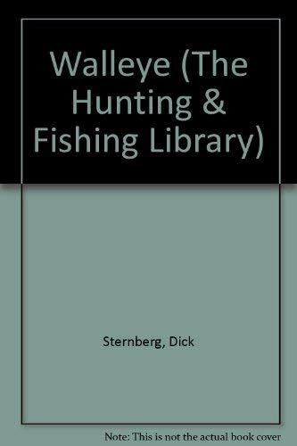 9780865730144: Walleye (The Hunting & Fishing Library)