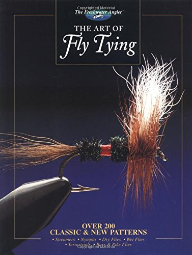 9780865730434: The Art of Fly Tying (The Hunting & Fishing Library)