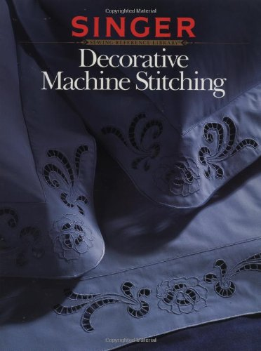 9780865732568: Decorative Machine Stitching