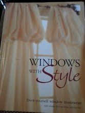 9780865733497: Windows With Style Do It Yourself Wind (Arts & Crafts for Home Decorating)