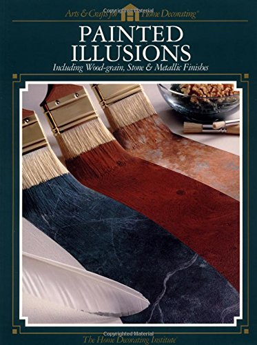 9780865734036: Painted Illusions (Arts & Crafts for Home Decorating)