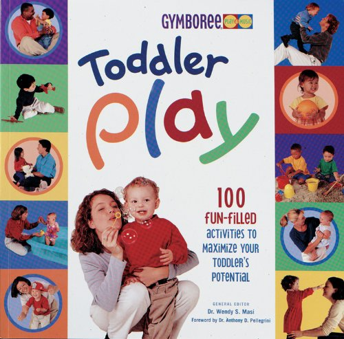 Toddler Play (Gymboree) [Paperback]