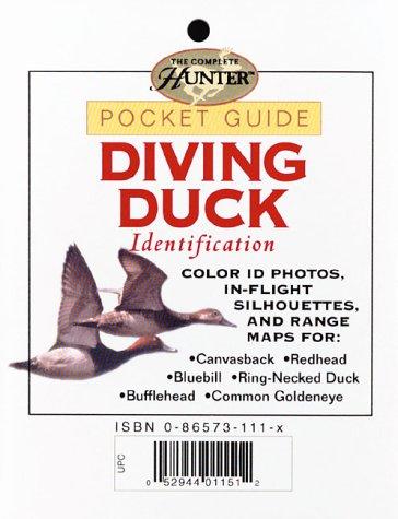9780865734821: Diving Ducks Identification Pocket Guide (Complete Hunter)