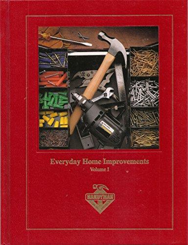 9780865737419: Everyday Home Improvements Vol. 1 (Handyman Club Library)