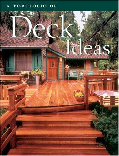 9780865739222: Portfolio Of Deck Ideas