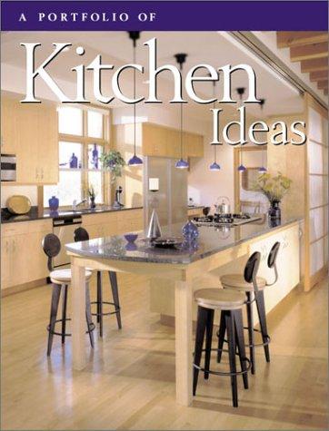 9780865739703: A Portfolio of Kitchen Ideas