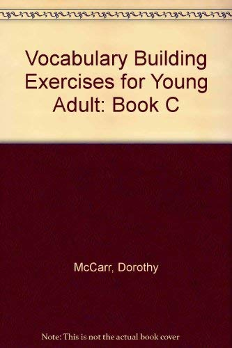 9780865750326: Vocabulary Building Exercises for Young Adult: Book C