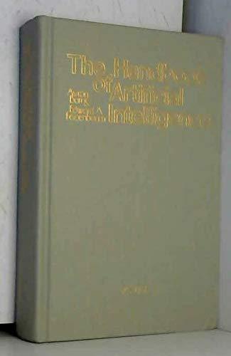 9780865760066: Handbook of Artificial Intelligence, Vol. 2
