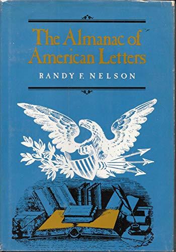 Almanac of American Letters: Nelson, Randy F.