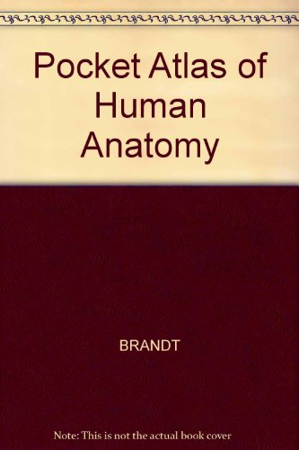 9780865771673: Pocket Atlas of Human Anatomy