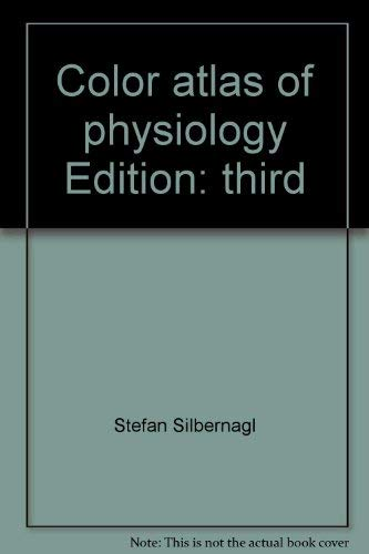 9780865771758: Title: Color atlas of physiology