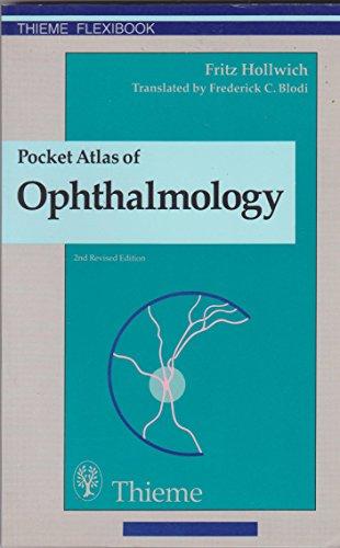 9780865772441: Pocket Atlas of Ophthalmology (English and German Edition)