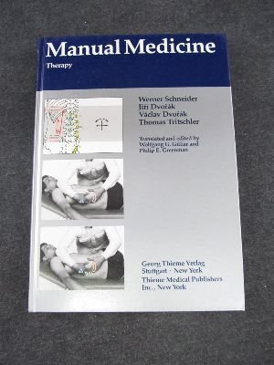 9780865772663: Manual Medicine Therapy (English and German Edition)