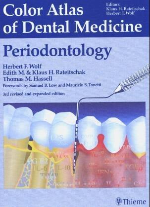 9780865773189: Color Atlas of Dental Medicine 1: Periodontology