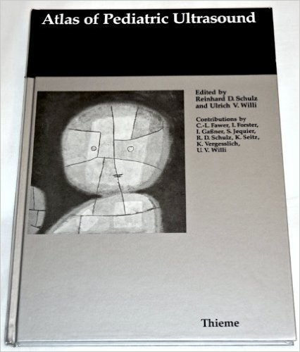 9780865774179: Atlas of Pediatric Ultrasound