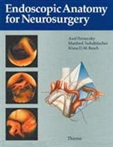 9780865774902: Endoscopic Anatomy for Neurosurgery
