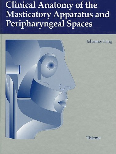 9780865775510: Clinical Anatomy of the Masticatory Apparatus and Peripharyngeal Spaces