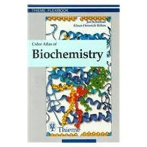 9780865775848: Color Atlas of Biochemistry