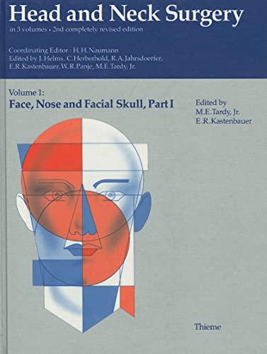 Head neck surgery volume by naumann abebooks head and neck surgery volume 1 face ccuart Images