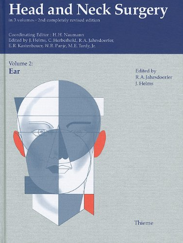 9780865776609: Head and Neck Surgery, Volume 2: Ear