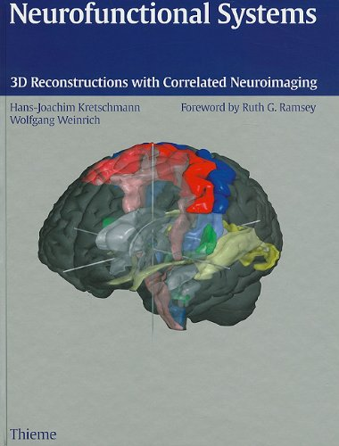 9780865777088: Neurofunctional Systems: 3D Reconstructions With Correlated Neuroimaging
