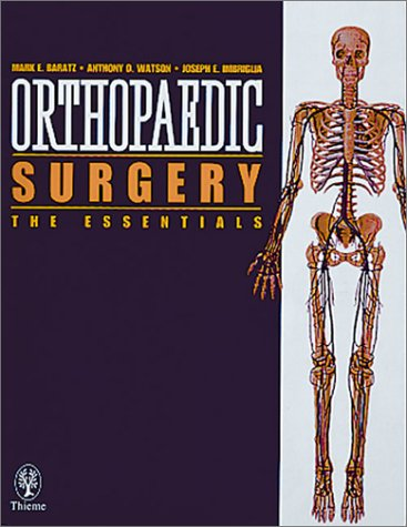 9780865777798: Orthopaedic Surgery: the Essentials