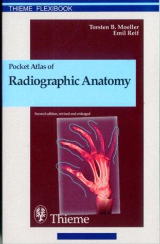 9780865778740 Pocket Atlas Of Radiographic Anatomy Thieme
