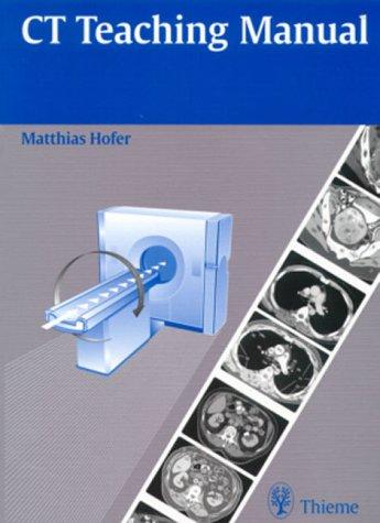 9780865778979: Ct Teaching Manual