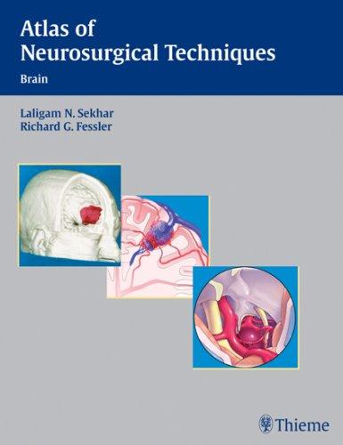 9780865779204: Atlas of Neurosurgical Techniques: Brain