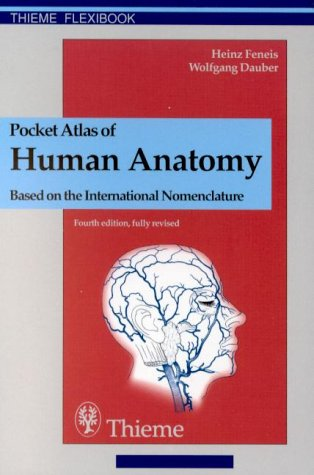 9780865779280: Pocket Atlas of Human Anatomy (Thieme Flexibook)