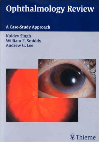9780865779822: Ophthalmology Review: A Case Study Approach