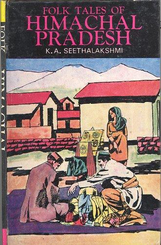 9780865780156: FOLK TALES OF HIMACHAL PRADESH (Folk Tales of India series)
