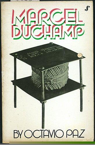 Marcel, Duchamp: Paz, Octavio