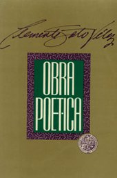 9780865814158: Obra poética (Spanish Edition)