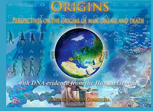 9780865850781: Origins: Perspectives on the Origins of Man  Disease and Death: with DNA Evidence from the Human Genome