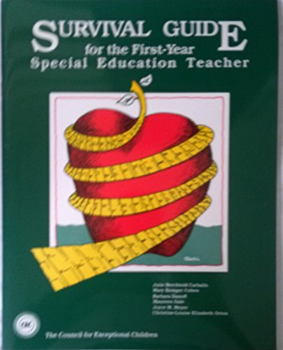 9780865861961: Survival Guide for the First-Year Special Education Teacher