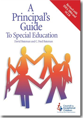 9780865864269: A Principal's Guide to Special Education, Second Edition