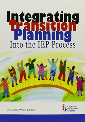 9780865864382: Integrating Transition Planning into the IEP Process