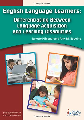 9780865864788: English Language Learners: Differentiating Between Language Acquisition and Learning Disabilities